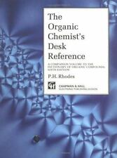 Organic Chemist's Desk Reference, Second Edition-ExLibrary
