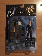 1998 The X Files Agent Dana Scully Fight The Future Action Figure, MISP