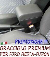 Bracciolo Premium per FORD FIESTA (02-08) - FUSION MADE IN ITALY- appoggiagomito