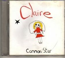 (DH185) Claire, Common Star - 2004 CD