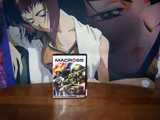 Super Dimension Fortress Macross - Vol 4 - Fallen Angels - USED - Anime DVD ADV