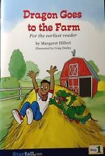 Dragon Goes to the Farm (For the Earliest Reader) (Starfall Reading, Step 1)