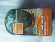 Total Pond Container Fountain kit