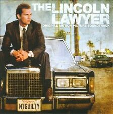 The Lincoln Lawyer (Original Motion Picture Soundtrack), New Music