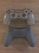 Custom PS4 FULL SHELL Controller Shell only - 20th Anniversary Remake PS1 Style