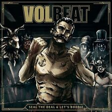 VOLBEAT - SEAL THE DEAL AND LET'S BOOGIE - CD