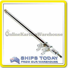GO KART STEERING SHAFT ARROW X1 X2 X3 DEADLY XE28 AX9 BMAX CIK Pno. KSS089  NEW!
