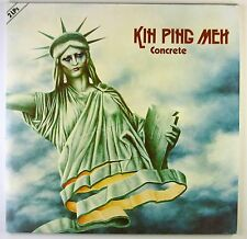 "2x12"" LP - Kin Ping Meh - Concrete - C1999 - RAR - washed & cleaned"