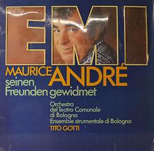 """TITO GOTTI - MAURICE ANDRE - SEINEN FREUNDEN GEWIDMET  12""""  LP (P20)"""