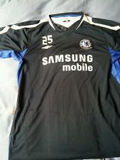 CAMISETA JERSEY SHIRT MAILLOT TRIKOT MAGLIA UMBRO CHELSEA MATCH WORN TRAINNING L