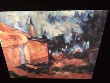 "Paul Cezanne ""Cabanon De Jourdan"" French Post-impressionism 35mm Art Slide"