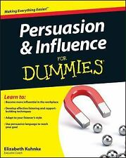 Persuasion and Influence For Dummies (For Dummies (Business & Personal-ExLibrary