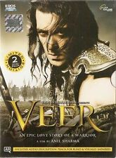 VEER (SALMAN KHAN, ZARINE KHAN) - BOLLYWOOD 2 DISC DVD