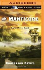 Deptford Trilogy: The Manticore 2 by Robertson Davies (2015, MP3 CD, Unabridged)
