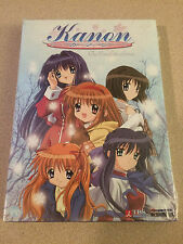 Kanon - The Complete Collection Funimation Box Set DVD New Sealed Out Of Print