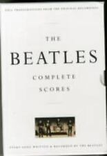 Artist Songbooks: The Beatles - Complete Scores : Every Song Written and Recorde