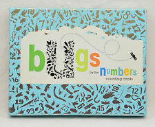 Bugs by the Numbers Counting Cards Kids Games Art School Children