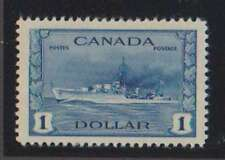 B7564: Canada #262 Mint, OG, SUPERB; CV $100