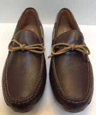 Cole Haan Halsted Camp Moc T Moro Brown Men's 9 M $148 NIB New C12224