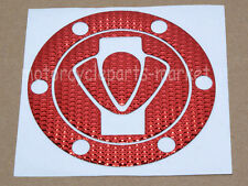 Red Tank Oil Fuel Gas Cap Cover Pad Sticker Decal For Benelli 300 600 2007-2011