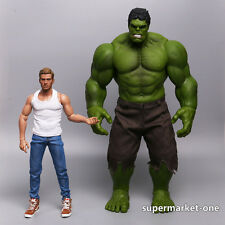 Avengers alliance 1/6 Hulk model large size 42cm Exquisite packaging