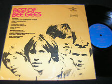 BEE GEES Best Of Bee Gees / Asia POLYDOR MATRIX LP 1969 IANT TD-1117