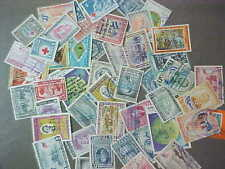 50 DIFFERENT HONDURAS STAMP COLLECTION - LOT