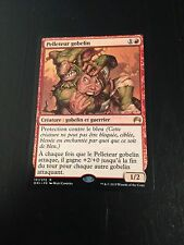 MTG MAGIC ORIGINES GOBLIN PILEDRIVER (FRENCH PELLETEUR GOBELIN) NM