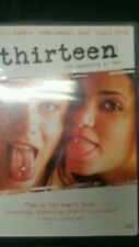 Thirteen (DVD, 2004)