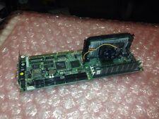 Axiomtek SBC8173 Rev A3 PIII Industrial SBC w/ Processor & Memory Nice!