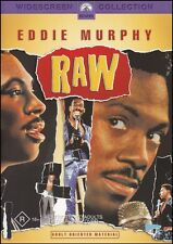 EDDIE MURPHY - RAW - Stand-Up UNCUT Uncensored Funny Comedy DVD Region 4