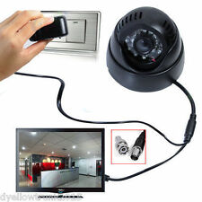 CCTV Dome Camera Night Vision With IR, Inbuilt DVR and Micro SD Card Slot