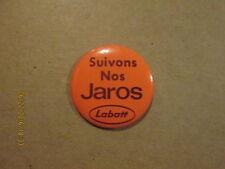 NAHL Beauce Jaros Vintage Defunct LaBatt Pinback Button