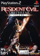 Resident Evil: Outbreak - File #2 - Playstation 2 Game Complete
