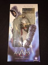 Assassins creed altair collectible figure 12 pouces ubisoft rare coffret complet