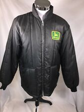 John Deere Quilted Jacket Tags Have Been Cut Off Have To Go By Measurements