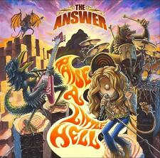 THE ANSWER - Raise A Little Hell LTD 2 CD
