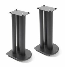 Atacama HMS 1.1 Speaker Stands 600mm Satin Black (Pair)
