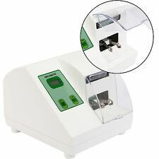 Dental Digital Universal High Speed Amalgamator Amalgam Capsule Mixer Lab US