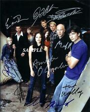 SMALLVILLE CAST REPRINT AUTOGRAPHED SIGNED PICTURE PHOTO AUTO RP COLLECTIBLE