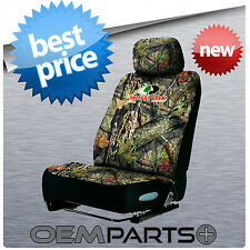 MOSSY OAK SEAT COVER UNIVERSAL CAMOUFLAGE NEOPRENE CAMO BUCKET LOW BACK FORD