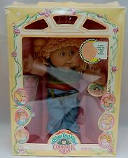 1986 Coleco Cabbage Patch Kids CORNSILK KIDS Box w/Doll Papers CPK #3820 vintage