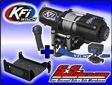 4500 lb KFI Winch Combo UTV  with Mount 2016+ YAMAHA Wolverine R-Spec