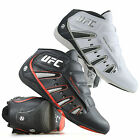 Mens UFC MMA Mid Hi Top Velcro Boxing Gym Sports Trainers Boys Boots Shoes Size