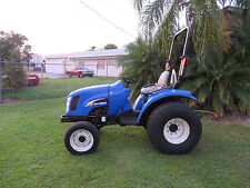 New Holland TC33D Tractor Diesel 4x4 Hydrostatic Pedal Drive 970 hrs Turf Tires
