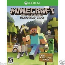 Minecraft: Xbox One Edition JAPANESE  IMPORT MICROSOFT