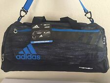 ADIDAS Team Issue Duffel Medium Men Gym bag luggage Macro heather Black/Shock