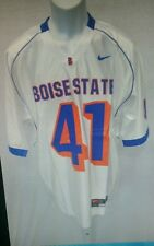 Boise State Broncos Football Jersey 41 Small NCAA