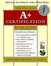 A+ All-In-One Certification Exam Guide Meyers, Michael Hardcover