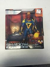 SHADOW RAIDERS Pyrus Mib NEW WAR PLANETS action figure Trendmasters